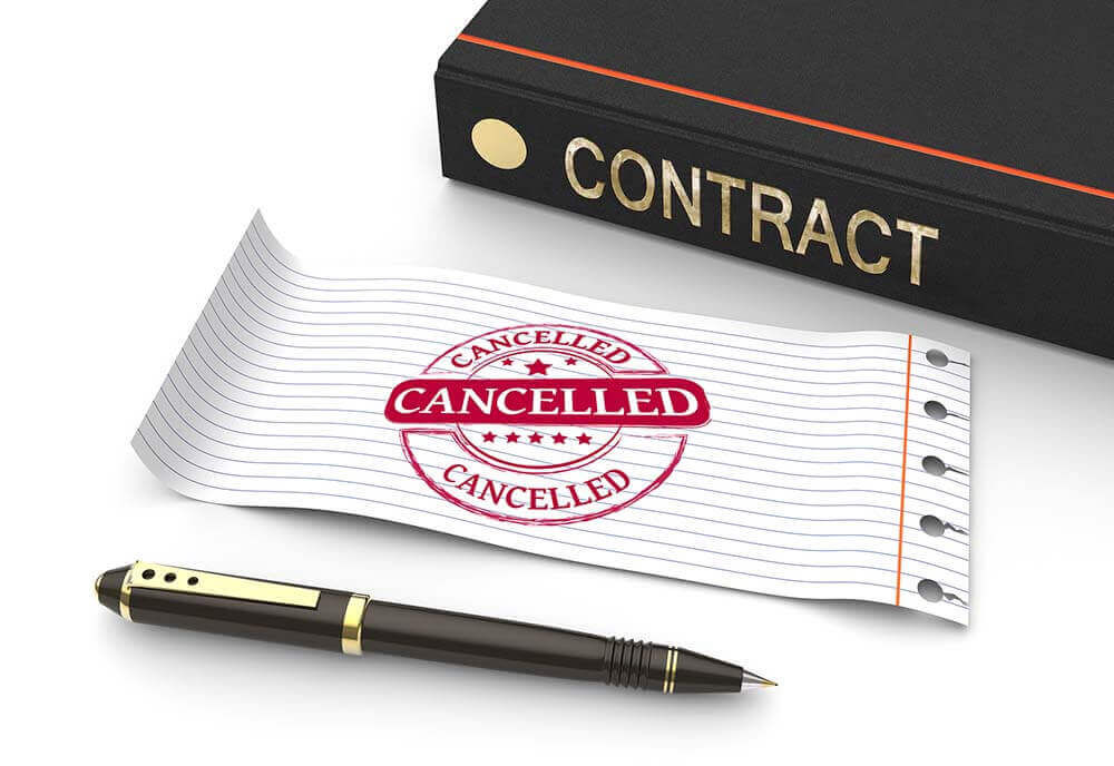 Cancel Timeshare Contract